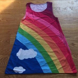 Other - Rainbow nightgown